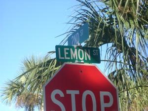 2nd & Lemon