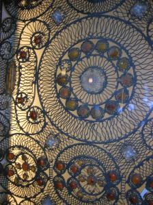 Stained Glass Swirls