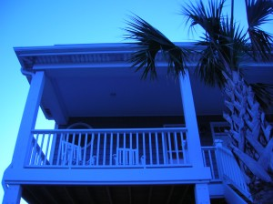 Front Porch at the Beach House
