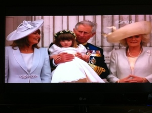 Prince Charles and the Ladies