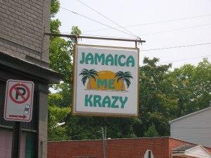 Jamaica Me Krazy