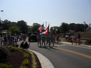 Dacula Memorial Day Parade
