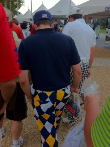 Golf fashion 2011